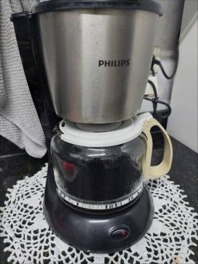 Cafetera eléctrica Phillips