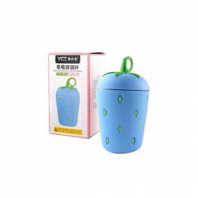 Vaso en forma de frutilla azul 250ml
