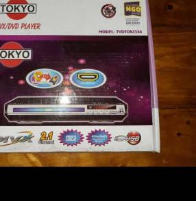 DVD Tokyo
