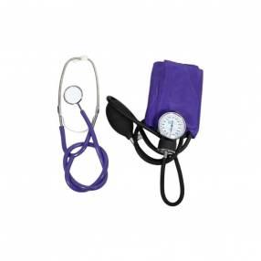Medidor de presion arterial m.fitnes manual mf-213