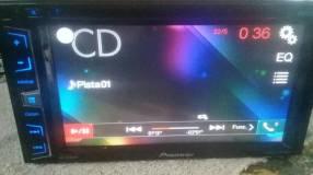 Diagnostico y Reparación de radio Pioneer Mixtrax
