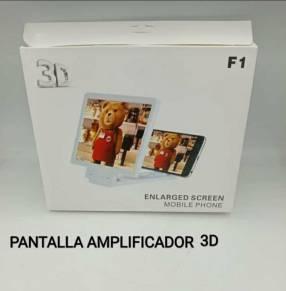 Pantalla amplificador 3D