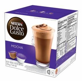 Café Dolce Gusto y otros