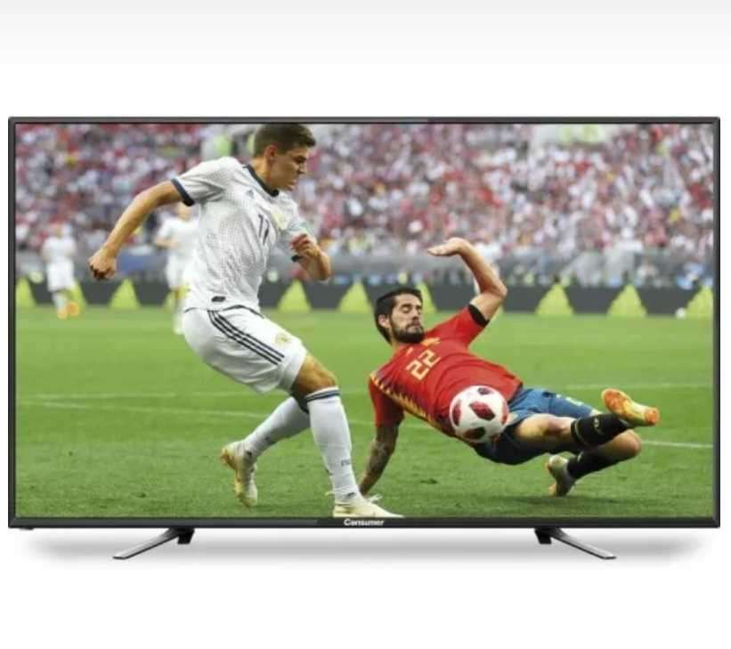 Tv consumer 40″ smart - 1