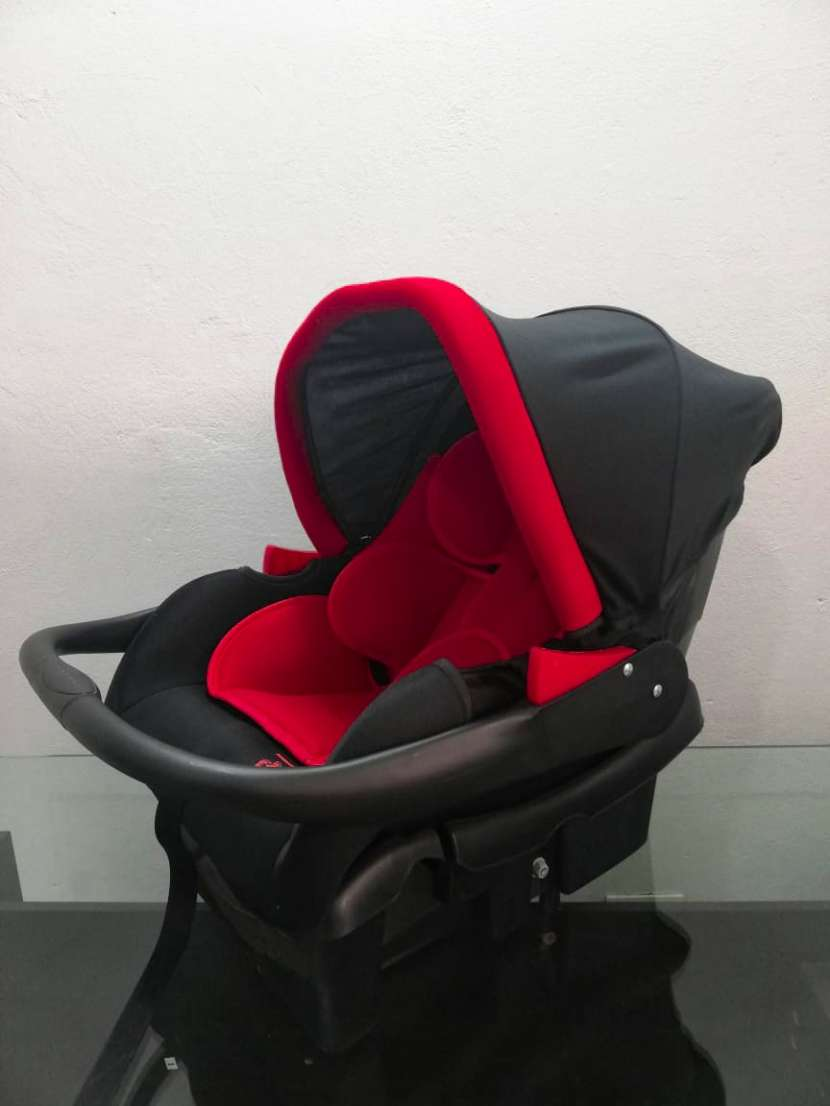 Asiento para auto baby seat lefant rojo 0 a 9 kg (3804 - 1