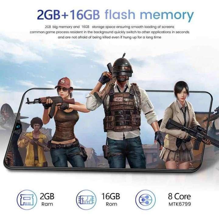 Huawei P40+ genérico - 1