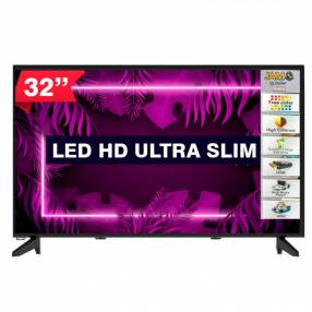 TV JAM ISDB-T LED 32 pulgadas MOD SK32WH3