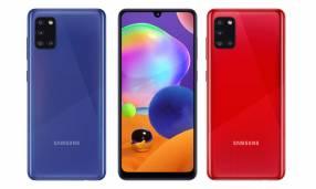 Samsung Galaxy A31 de 128 gb