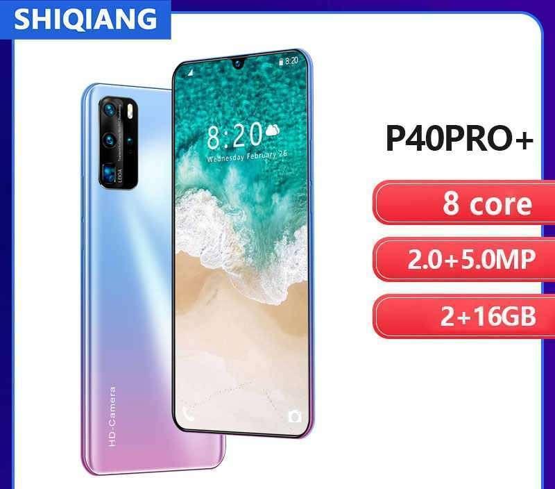 Huawei P40+ genérico - 4