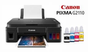 Impresora Multifunción Canon Pixma G2110