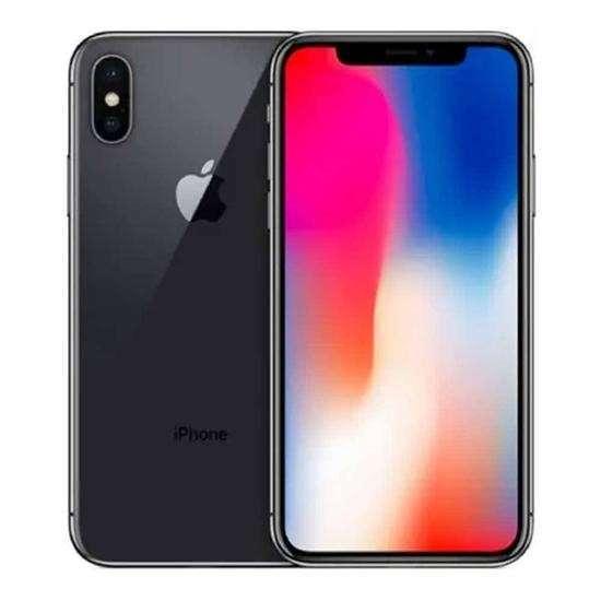iPhone X 256 gb Preto Swap Grado A - 0