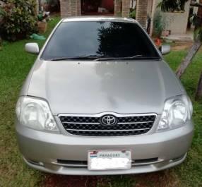 Toyota New Corolla 2002