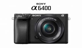 Cámara Sony A6400 Kit 16-50mm