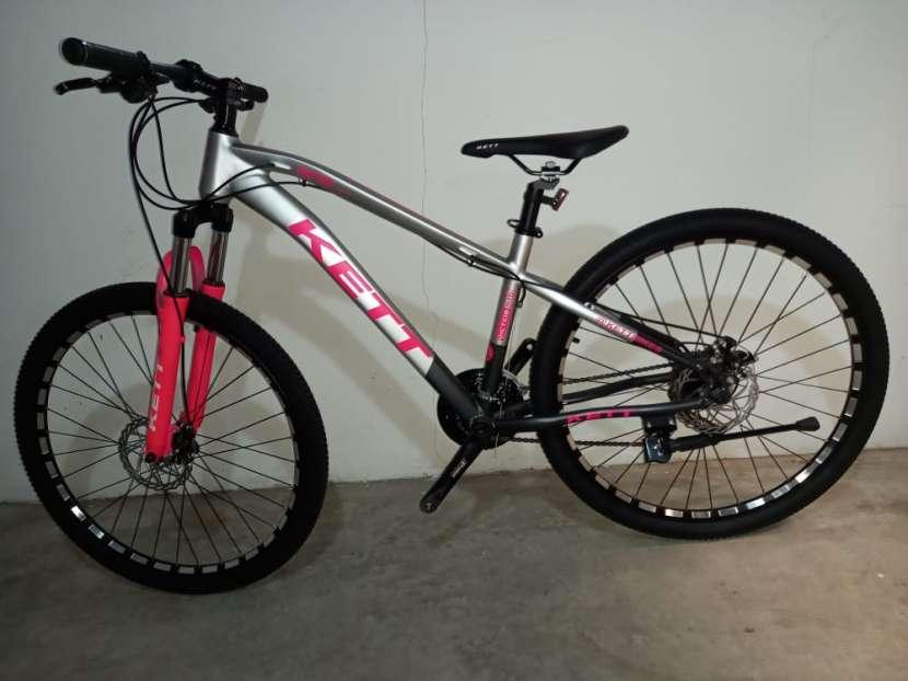 Bicicleta acressa kett aro 27.5 (dama) (4080) - 1