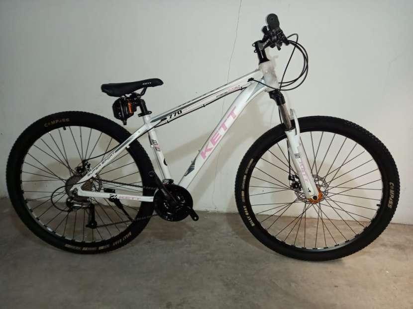 Bicicleta acressa kett aro 27.5 (dama) (4080) - 2
