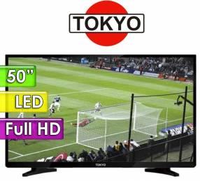 "TV TOKYO 50"" LED FHD DIGITAL"