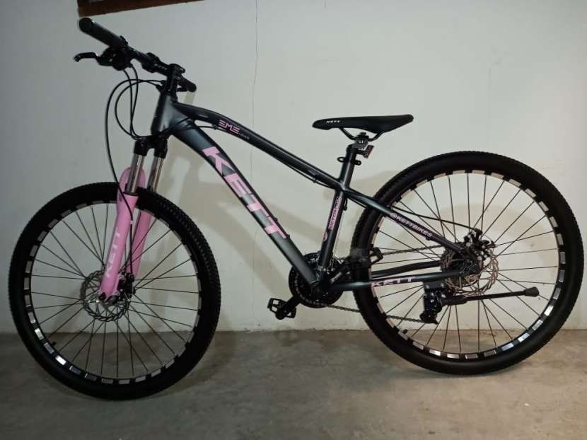 Bicicleta acressa kett aro 27.5 (dama) (4080) - 4