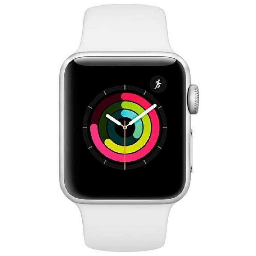 Apple watch serie 3 42mm silver - 1