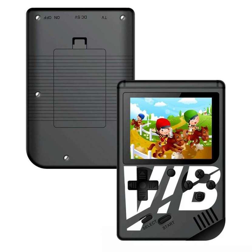 Consola nintendo game boy box supreme vib 169 in 1 - 0