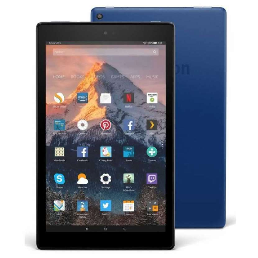 "Tablet amazon fire 10\"" 64gb wifi - 1"