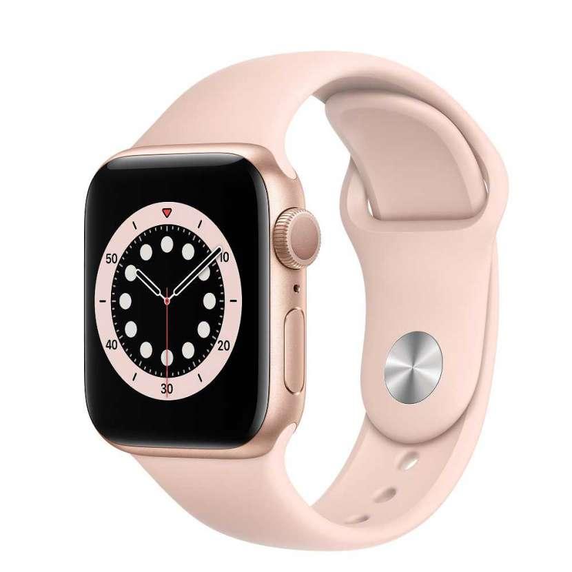 Apple watch serie se 40mm mydn2ll/a gold - 0