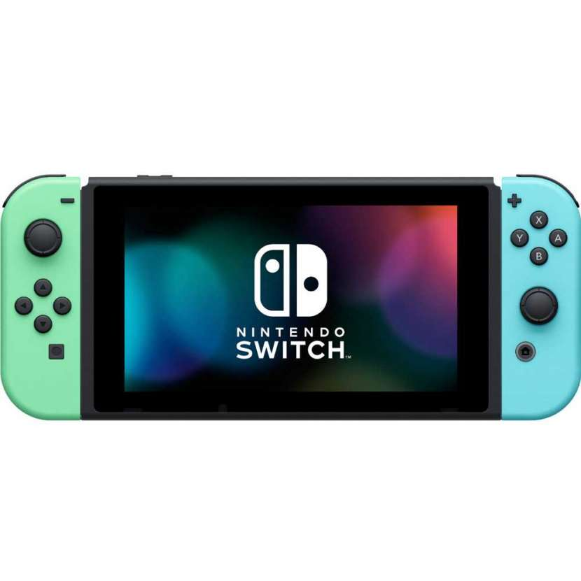 Consola nintendo switch 32gb animal cross new - 1