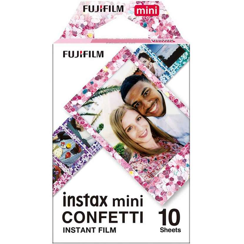 Filme pack fuji para instax mini x 10 - 0