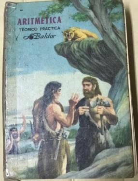 Libro aritmética Baldor