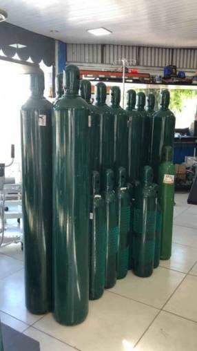Alquiler y venta de tubos de oxígeno