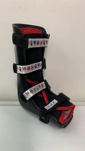 Alquiler y venta de botas ortopédicas