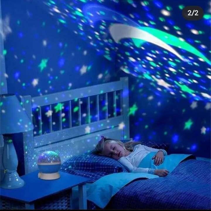 Lámpara proyector de estrellas - 1