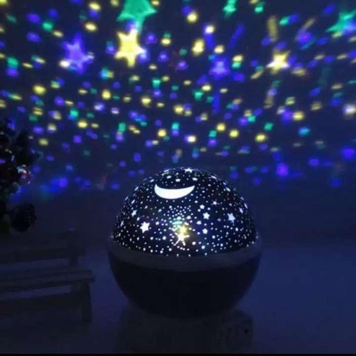 Lámpara proyector de estrellas - 0