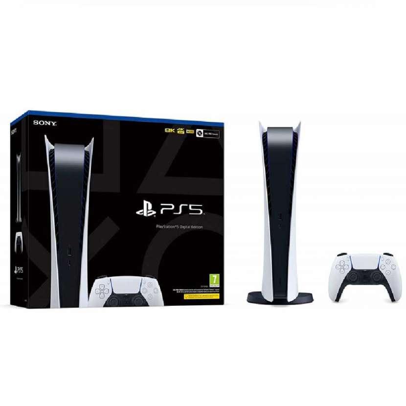 Consola ps5 digital 825gb cfi-1015b - 0