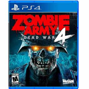 Juego ps4 zombie armi dead war 4