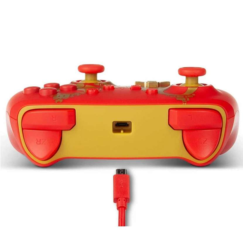 Control nintendo switch enhanced wired - 3