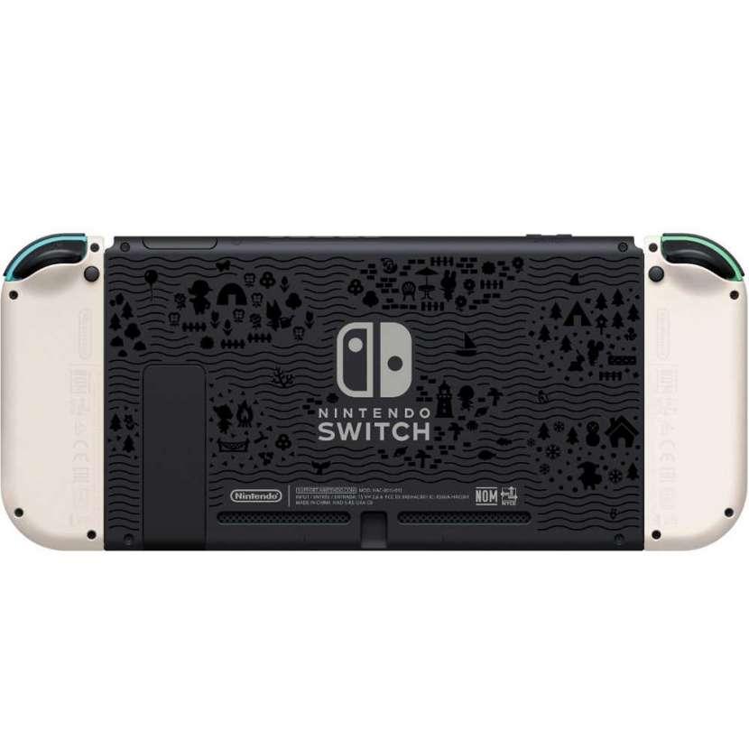 Consola nintendo switch 32gb animal cross new - 2