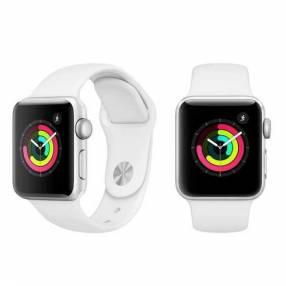 Apple watch serie 3 38mm silver