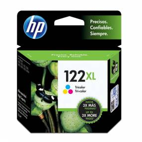 Tinta hp 122xl color