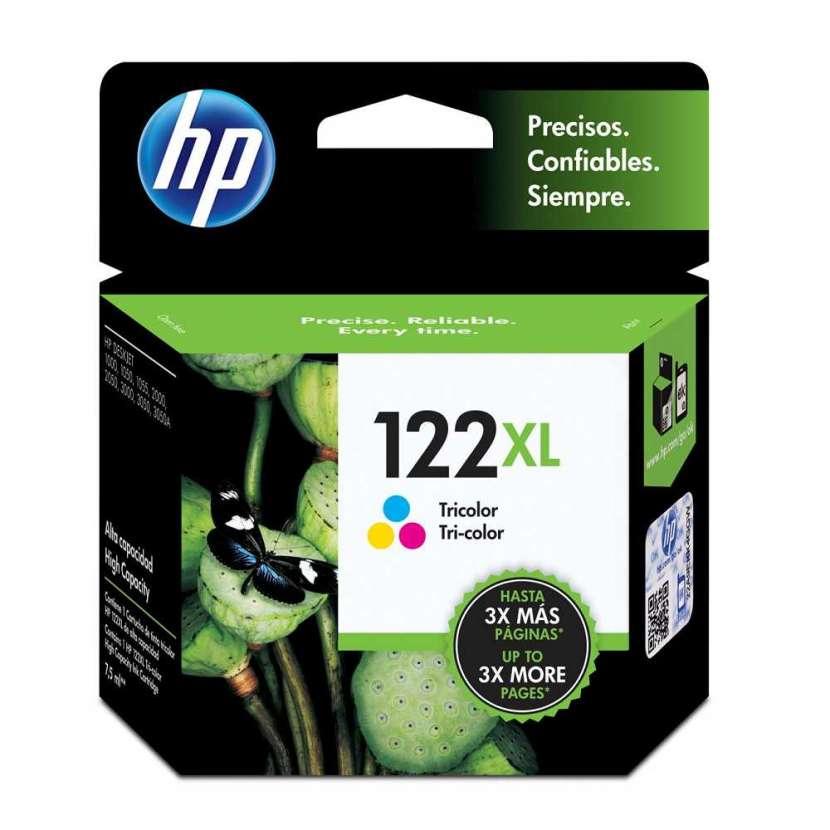 Tinta hp 122xl color - 0