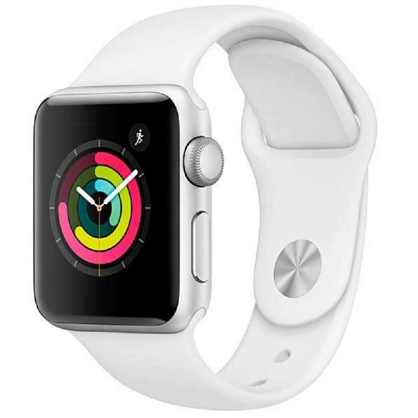 Apple watch serie 3 42mm silver - 2