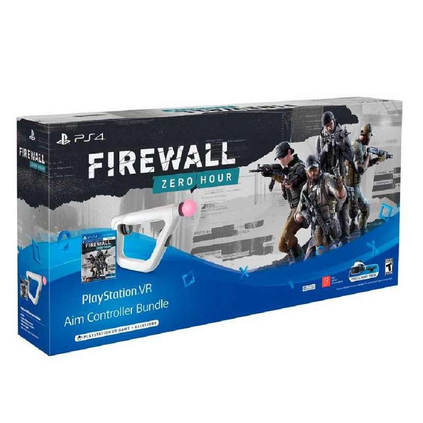 Control aim vr bundle + juego firewall zero hour - 1