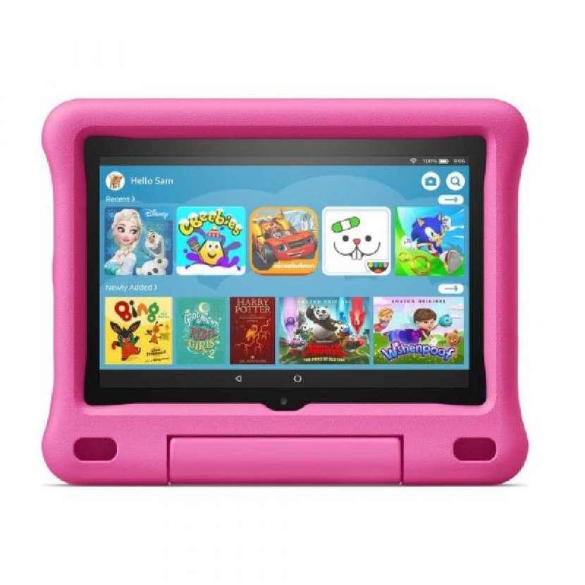 "Tablet amazon fire 10"" 32gb kids - 2"
