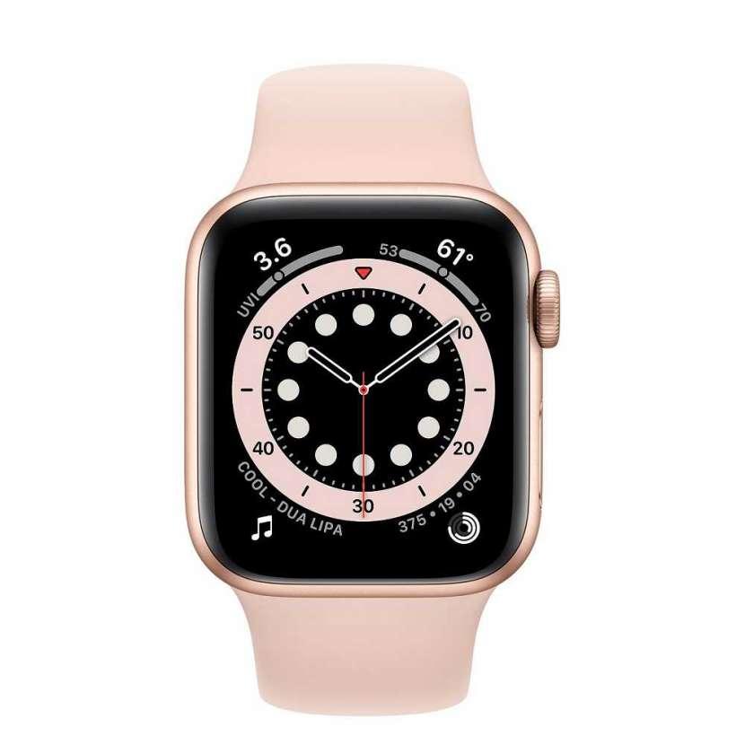 Apple watch serie se 40mm mydn2ll/a gold - 2