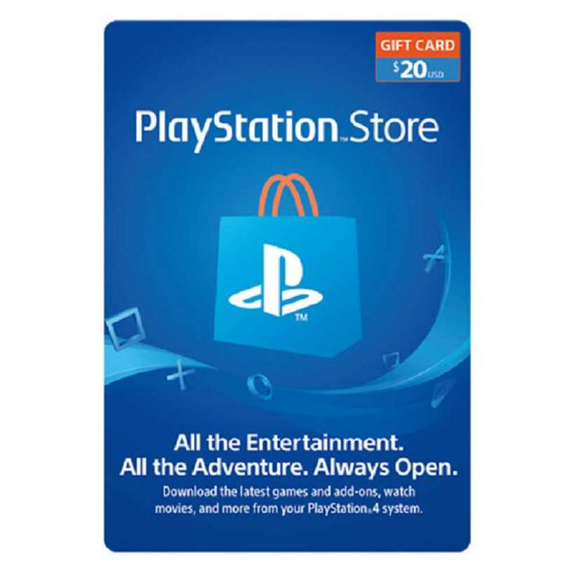 Playstation store gift card psn - 0