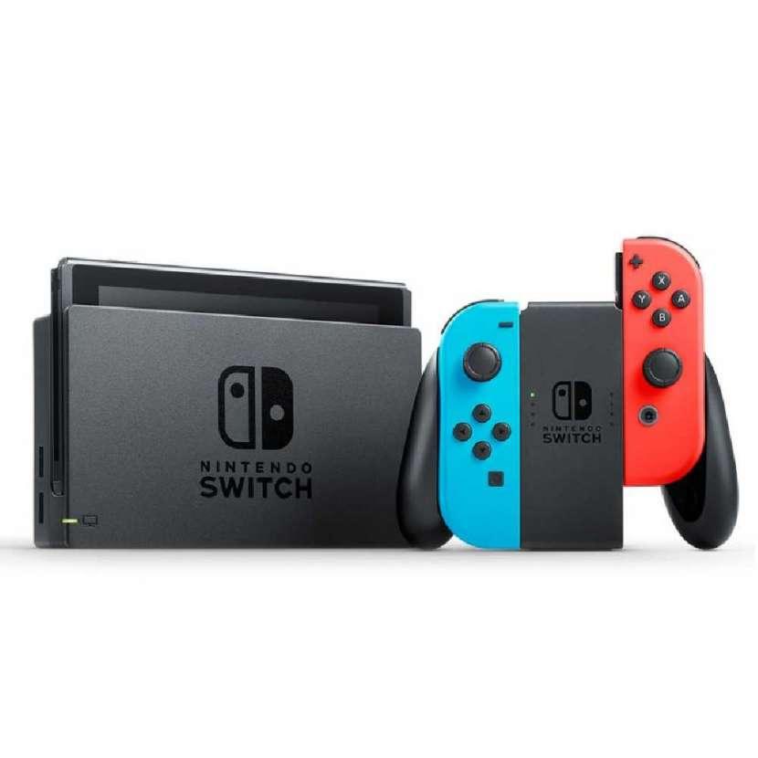Consola nintendo switch new - 2