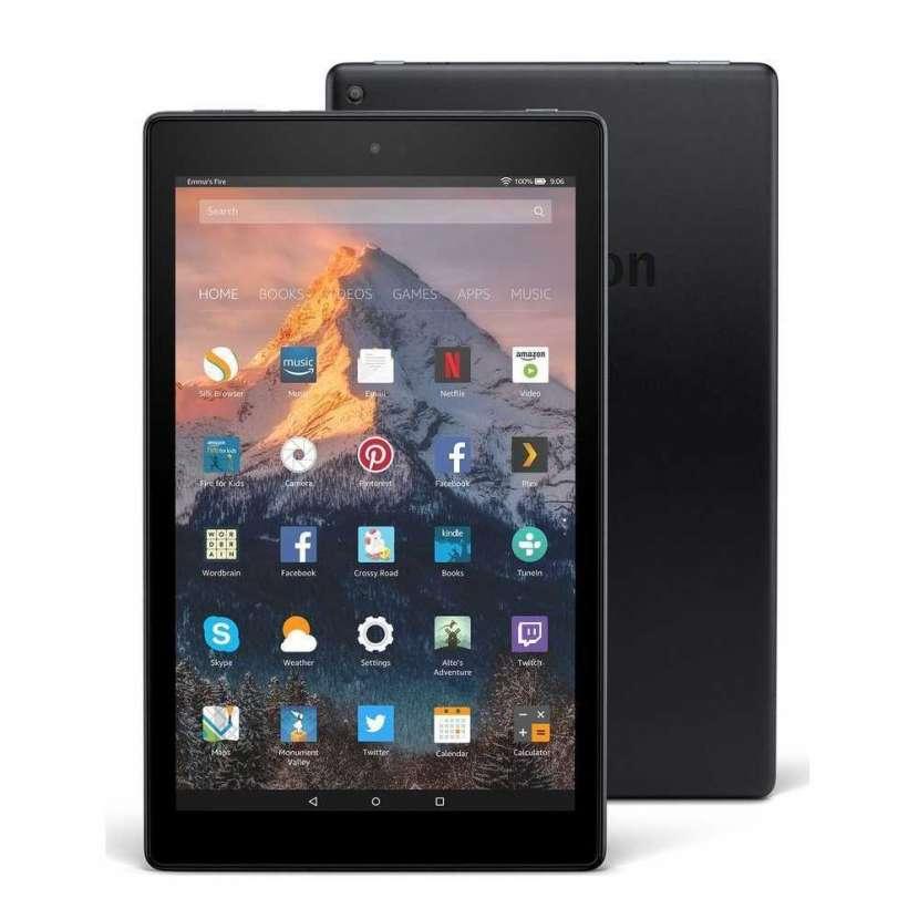 "Tablet amazon fire 10\"" 64gb wifi - 0"