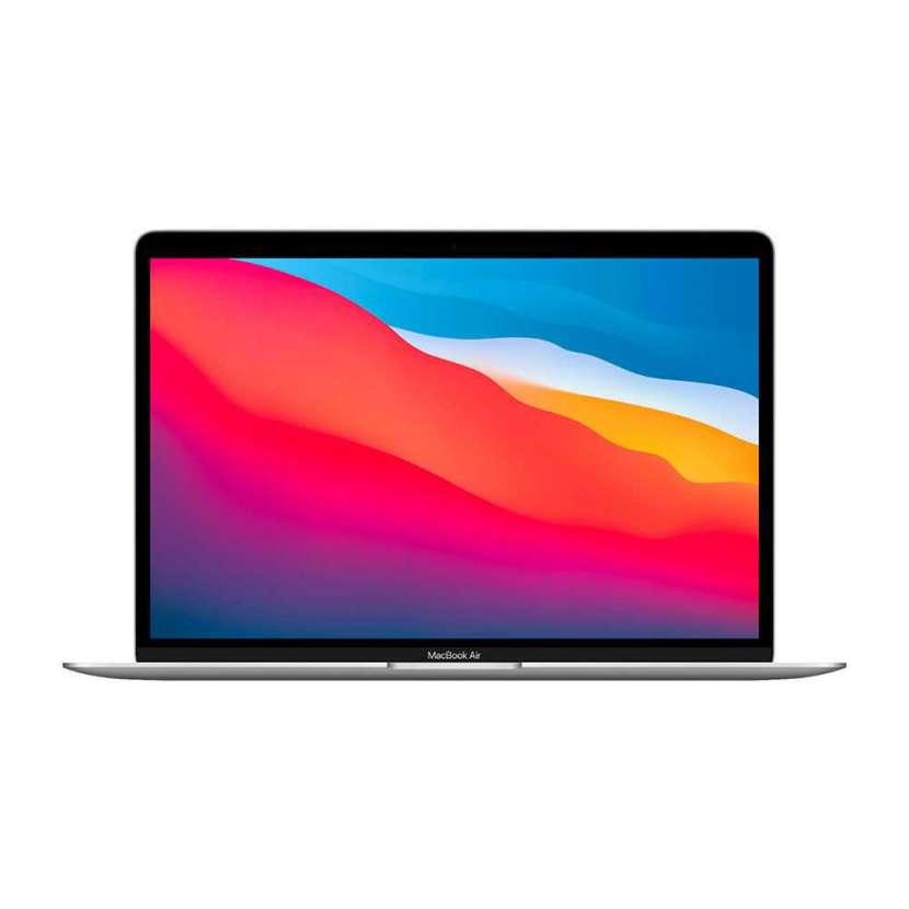 """Macbook air m1/8gb/256ssd 13.3"""" (2020) silver - 2"""