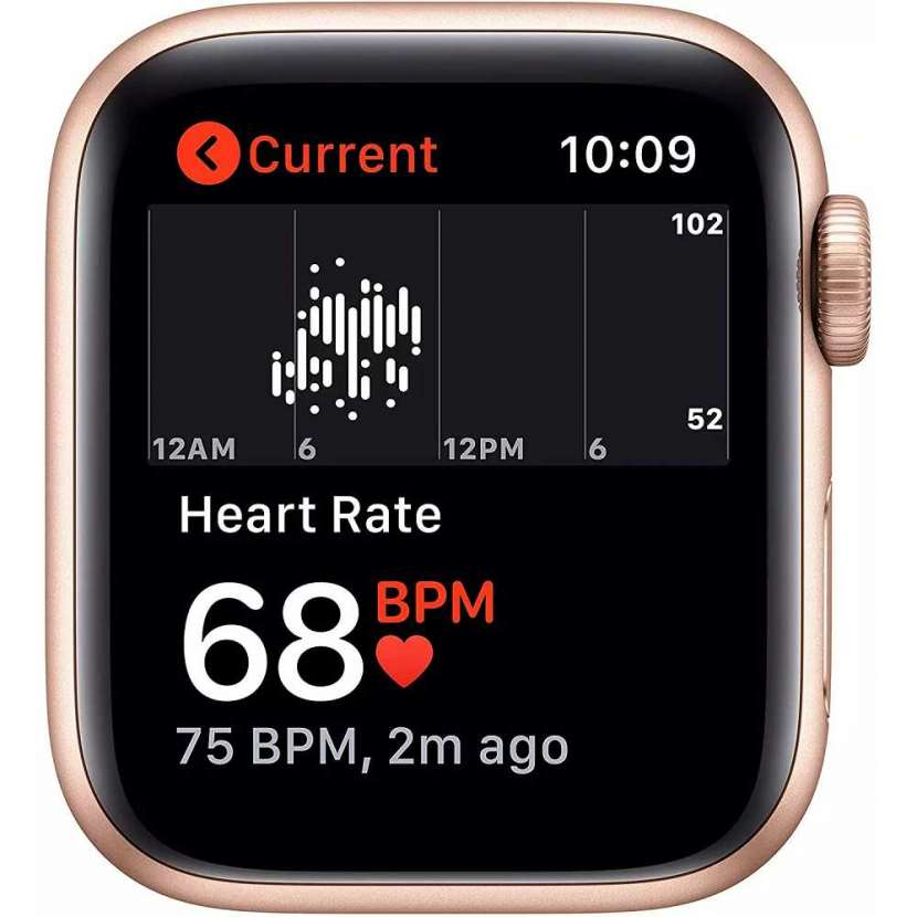 Apple watch serie se 40mm mydn2ll/a gold - 1