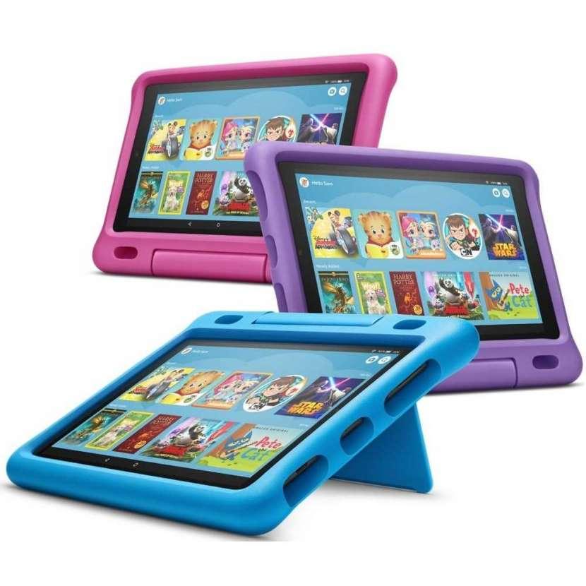 "Tablet amazon fire 10"" 32gb kids - 3"