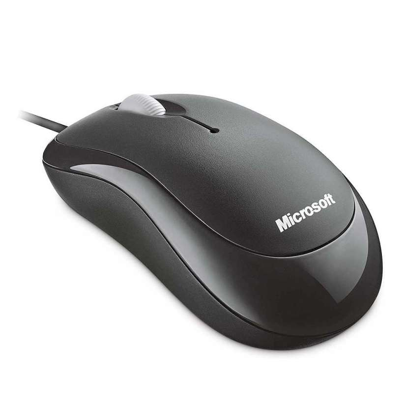 Mouse con cable microsoft 4yh-00005 - 2